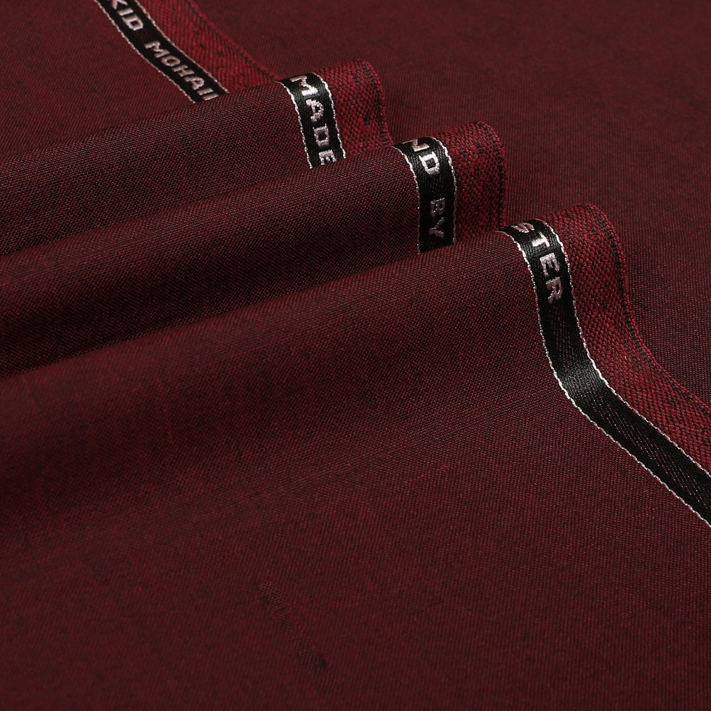 24039 Berry Red 2 Tone Plain