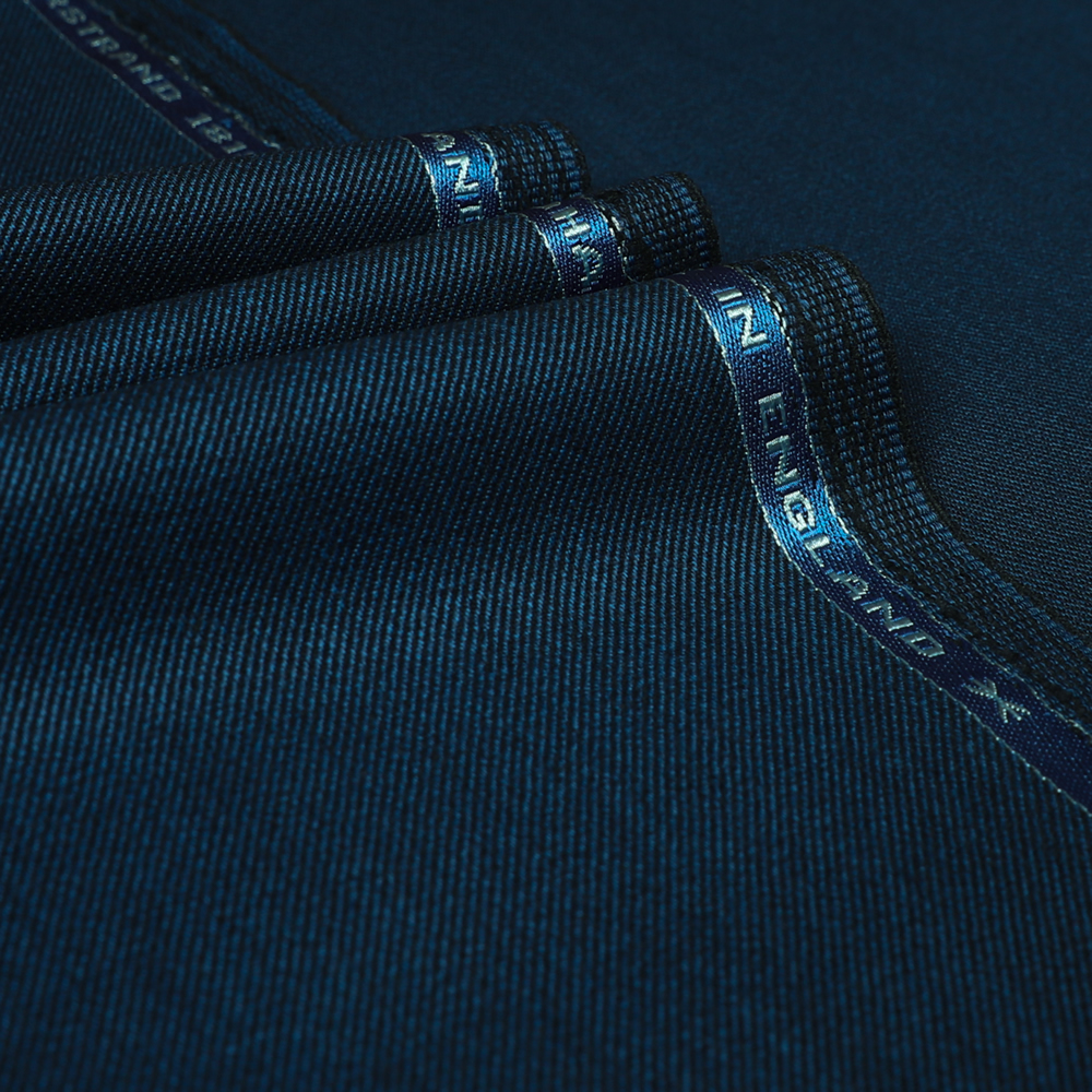 24057 Royal Blue Plain Twill