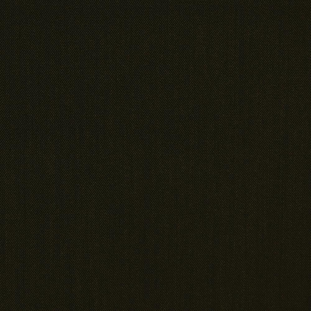 24061 Brown Plain Twill
