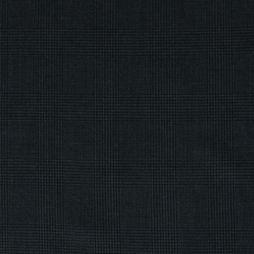 25002 Grey Blue Prince of Wales Check 2/2 Twill