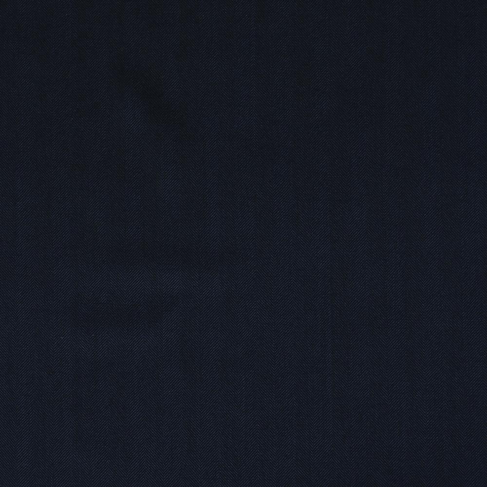 25008 Bright Blue Herringbone 2/2 Twill