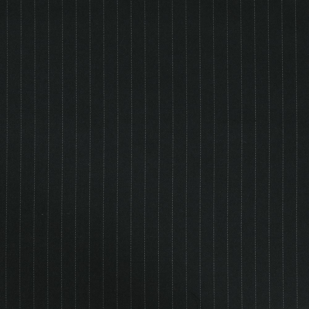25026 Midnight Blue Pin Dot Stripe 2/2 Twill