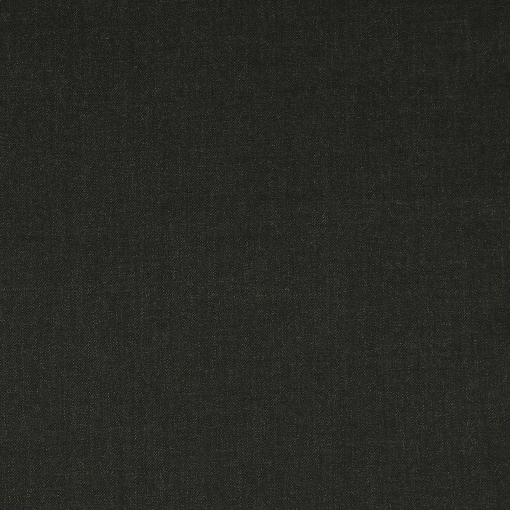 25033 Charcoal Grey Plain 2/2 Twill