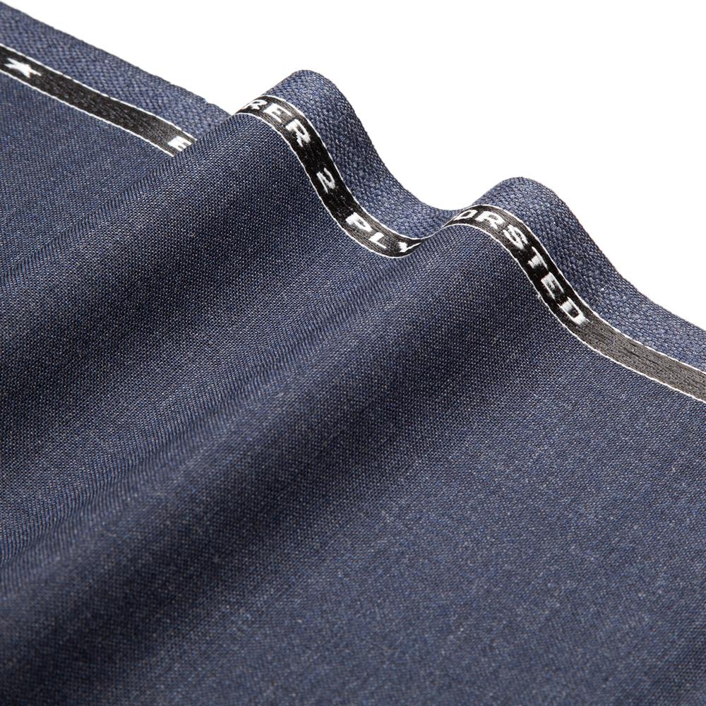 27035 Medium Blue Plain