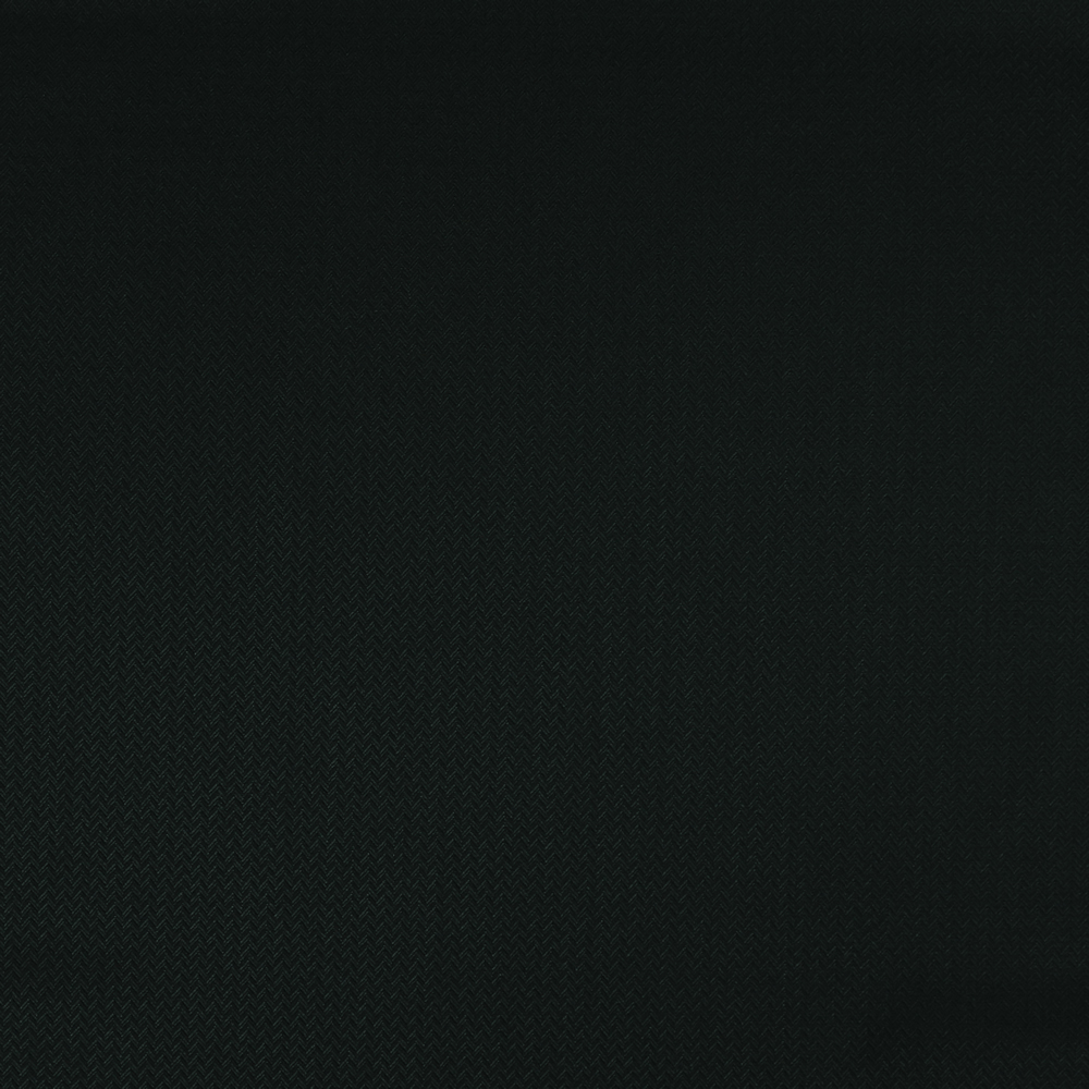3047 Black Fancy Herringbone