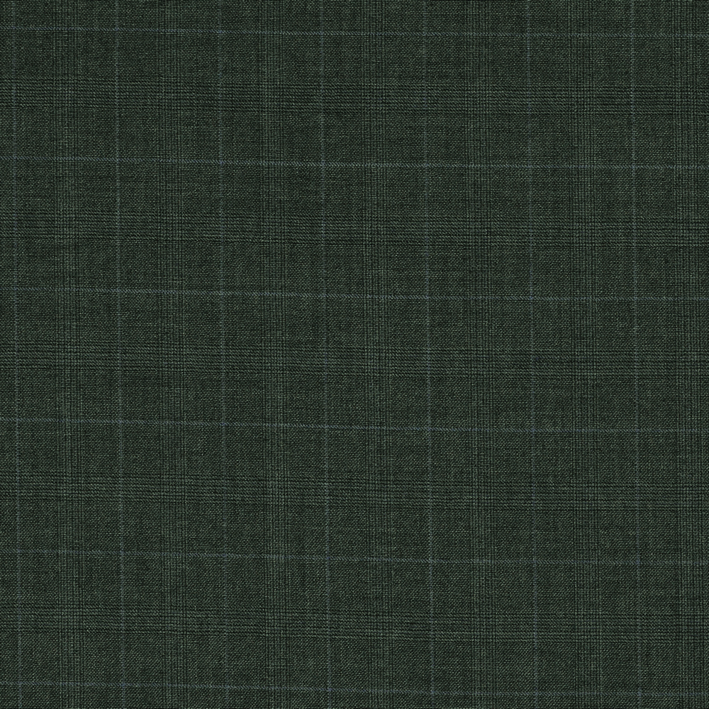 3068 Dark Grey Glen Check with Mauve Overcheck