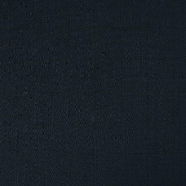 3074 Dark Blue Sharkskin with Black Windowpane Check