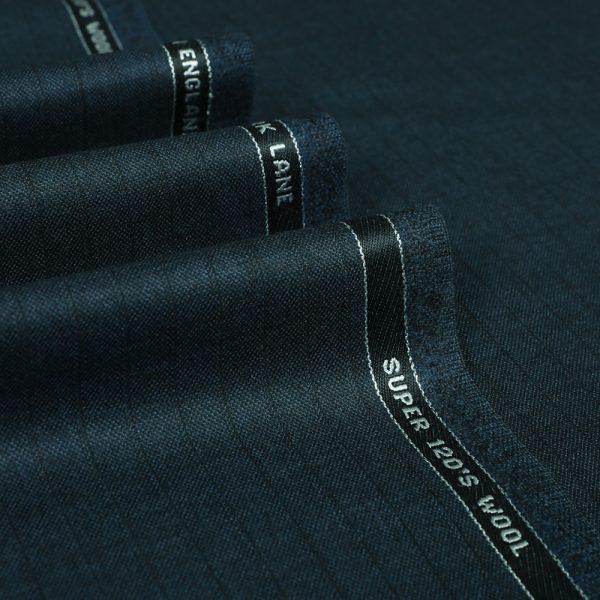 3077 Navy Blue Shadow Stripe