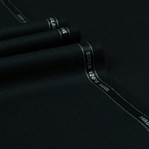 3082 Navy Blue Micro Stripe