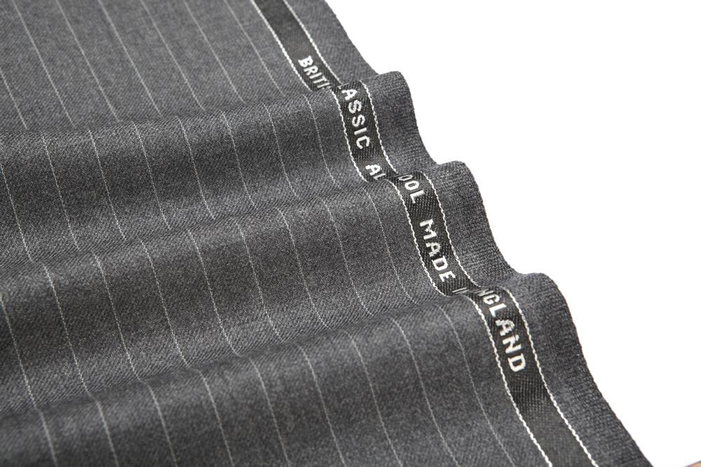 4009 Medium Grey Stripe