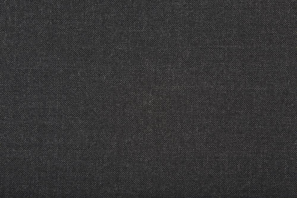 4022 Charcoal Grey Hopsack