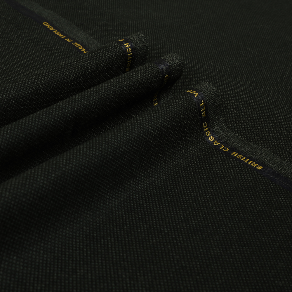4044 Charcoal Grey Birdseye