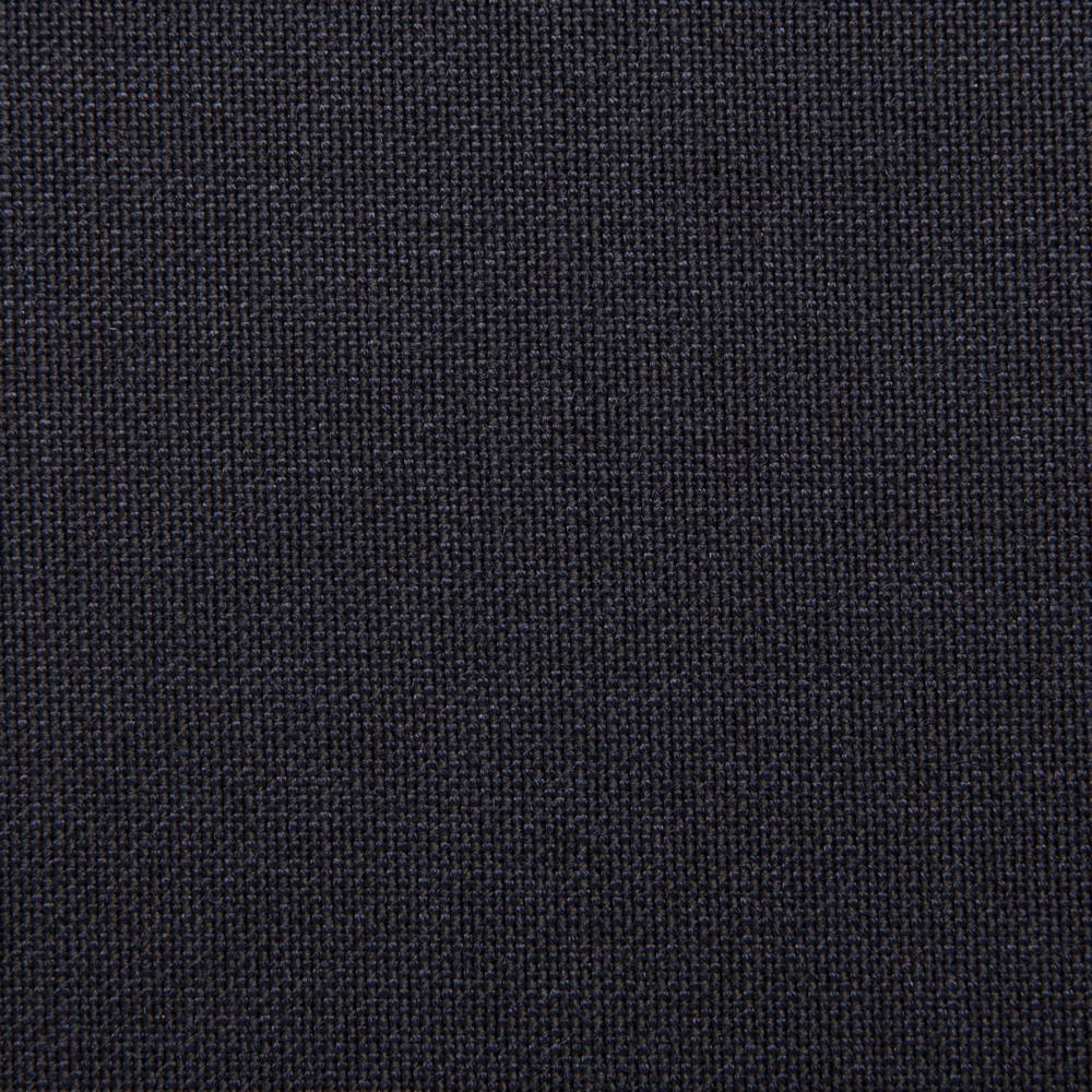 6028 Dark Navy Blue 2 Tone 3 Ply Plain