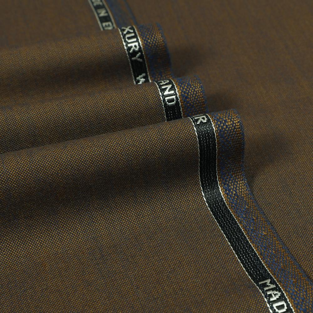 6040 Brown 2 Tone 2 Ply Plain