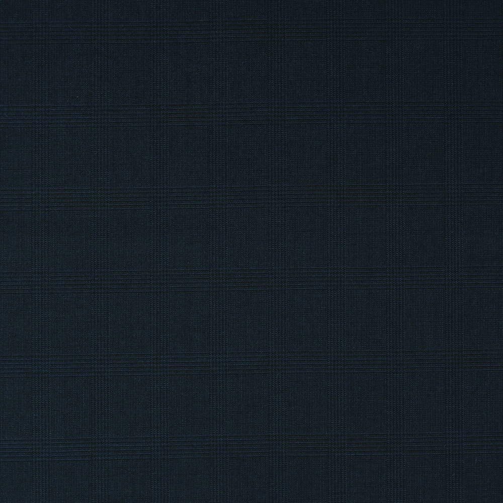 6050 Dark Blue Glen Check 2 Ply