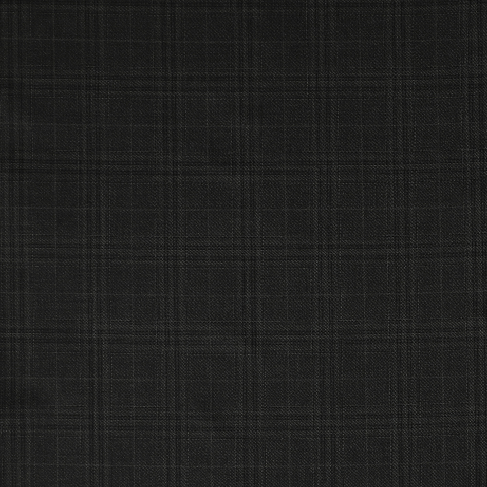 7108 Charcoal Grey Fancy Check