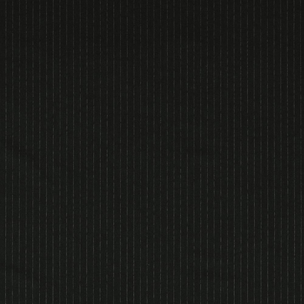 7127 Charcoal Grey Narrow Chalk Stripe