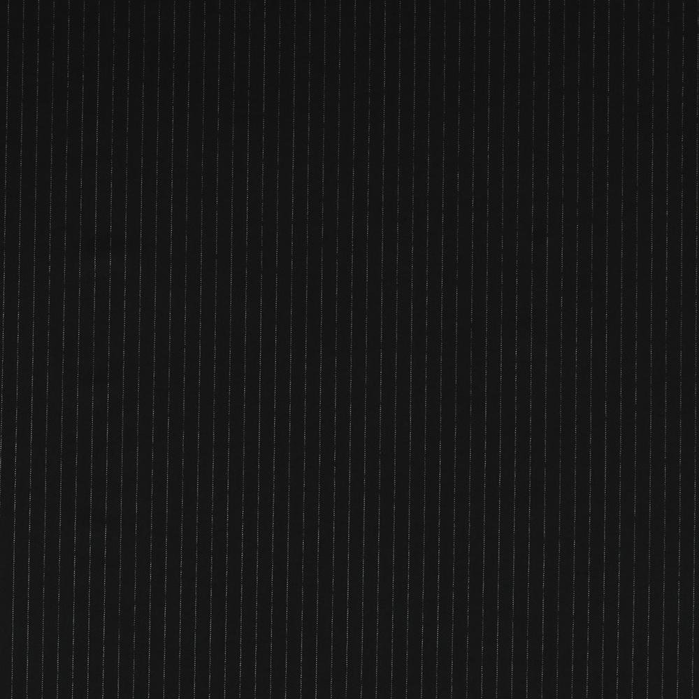 7128 Midnight Blue Narrow Chalk Stripe