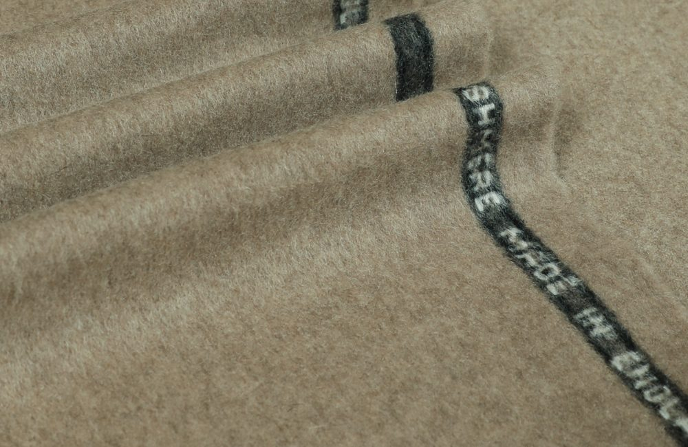 Standeven's 'Everest' is the 100% Finest Cashmere Cloth